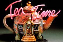 Tea Time / It's my cup of tea. / by Josie Paz
