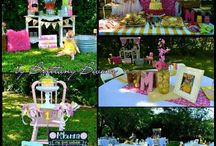 Lexi party ideas
