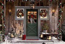 Christmas: Exterior Decorations