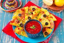 Закуски / Фотографии рецептов закусок кулинарного интернет-проекта IamCOOK.RU