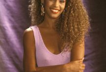 Whitney Houston / It's all about the Diva!!!  My favorite female singer of all times!!