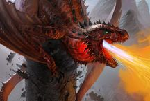 dragon/wyvern