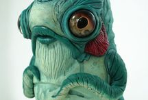 Cute Alien / Monster