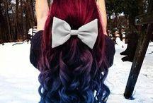 hair hair everywhere! / by Laurie Treuvey