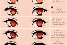 Anime Vector Drawing