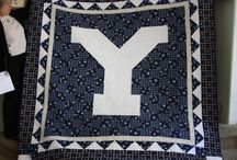 BYU quilts