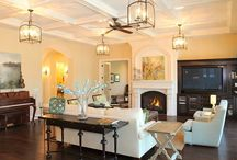 Perfect Pendants / Pendants shed a little light and a lot of style to any space