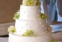 Wedding Cakes and Bouquets