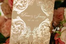 Wedding Invitation Ideas / by Chene Rouge