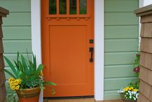 Front Door Colour Schemes