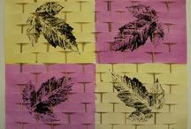 Art Projects: Printmaking / by Crystal Bauer