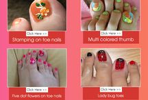 nails & eyes / by Rebecca Ortiz