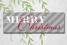 Signs of Christmas / by Cindy Aaron-Worsley