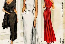 Divine vintage fashion