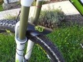 MTB Blatníček / superlehký a elegantní blatníček na bike, který je skoro zadarmo