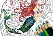 Lost Ocean Mermaid