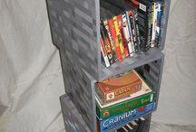 Minecraft diy / Attività, materiali da scaricare, esperimenti e giochi a tema Minecraft