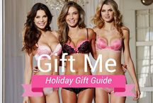 Gift Me (Holiday Gift Guide for Her!) / Inspiring you to gift on - This board is all about gift ideas for your adored family and friends this holiday season.  / by Adore Me