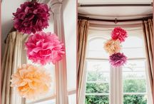 Paper Flowers / by Barb