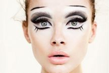 Halloween Make-up Inspiration