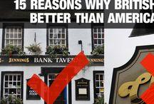 UK pubs  / The fantastic UK pubs