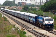 Diesel Hauled Passenger Trains / Passener trains hauled by Diesel locomotives