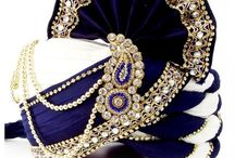I want on Trend / Indian Wedding Turban & Accessories`