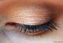 Clinique High Impact Mascara Review. Mac All that Glitters