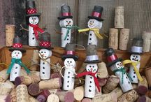 Holiday fun with wine and barrels