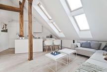 Dachwohnung gestalten