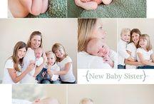 Newborn Family Photos / by Laura Swinson