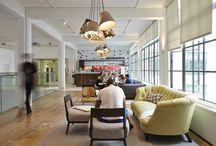 Interior - Work   Lounge