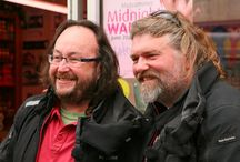 The Hairy Bikers Visit