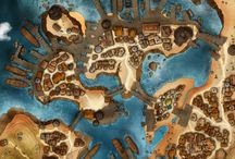 città mappe