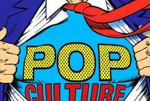 Pop Culture / Music, movies, literature etc.