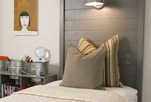 Bedroom design / by Plum Pudding