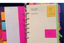 Organize and Plan