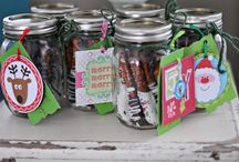 Meaningful Gifts / Being on a budget doesn't mean you have to sacrifice thoughtful gifts!  / by Samantha Darneille