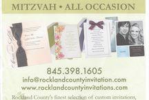 Rockland County Invitations / Wedding Invitation ideas