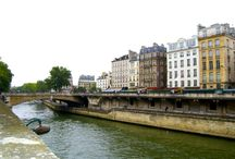 Paris / A board to help plan my trip to Paris!