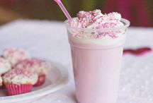 Pink Foods & Drinks / by Shonny