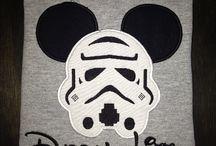 Disney T's