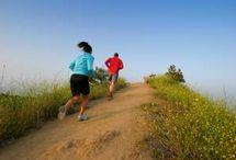Hitt workouts / Hill sprints, exercise ideas