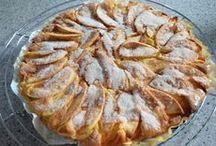 appeltaart met mascarpone