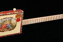 Cigar Box Guitars / by Jeremy Maloney