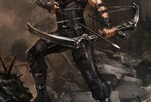 Hawkeye / Who ever says that Hawkeye is worthless you better start writing you will / by Dєyคภเгค Vเςt๏г