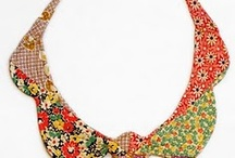 Quilted Jewelry / Quilted Jewelry