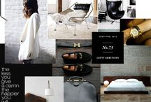 Mood Board Interior / by Stylux Studio