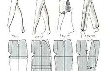 Dikiş Kalıpları - Pantolon