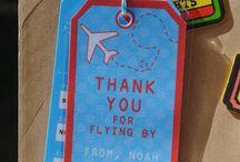Aeroplane plane party idees